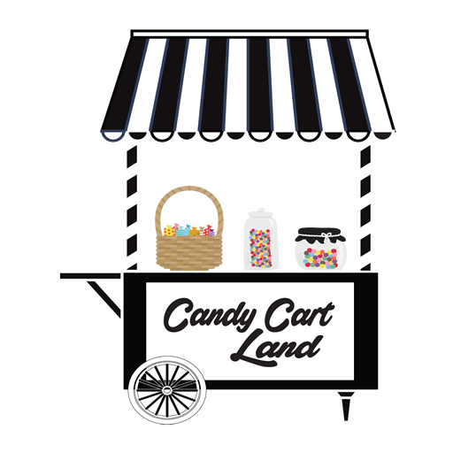 Candy Cart Land- Sweet Cart, Hire In Rotherham, Sheffield, Doncaster, Barnsley, South Yorkshire