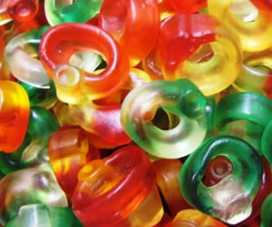 Haribo Friendship Jelly Rings - Sweet Gifts, Candy Cart, Sweet Cart Hire - Rotherham, Sheffield, Doncaster, Barnsley, South Yorkshire