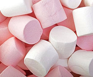 Pink and White Marshmallows - Sweet Gifts, Candy Cart, Sweet Cart Hire - Rotherham, Sheffield, Doncaster, Barnsley, South Yorkshire